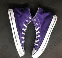 La mayoría de los 13 colores Casual Lienzo Zapatos de lienzo de alta calidad Classic Lace Up Mujer Sneakers Estudiantes Cómodo zapato plano Tamaño EUR35-46