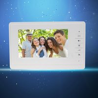 Inch TFT Color Video Door Phone Indoor Monitor Machine Screen Bell Without IR Camera For DIY Intercom System-V70F Phones