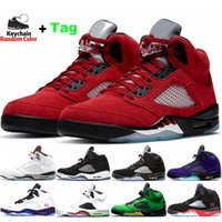 5s basketball shoes mens trainers sneakers Raging Bull Steal...