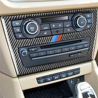 Garniture de couverture de cadre de climatisation de climatisation de la climatisation pour BMW X1 E84 2011-2015