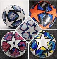 2021 European champion Soccer ball 20 21 Final KYIV PU size 5 balls granules slip-resistant football Top quality