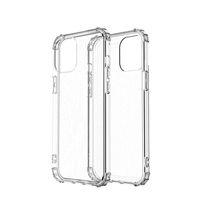 حالات واضحة للصدمات مع غطاء Bumper Bumper لينة لفون 12 6.7 iPhone12 Promax iPhone11 Pro Samsung J2 J3 J5 J7 PRIME J330 J530 J730 A21S A71 A51 S21 S20 S10 Plus