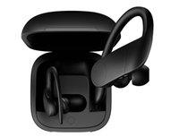 Factory wholesale goods headphones Pro Wireless Earphones, TWS Bluetooth Earbuds, Sport Headphones, Sweat-wicking, Hands-Free, with Mic Charging Case for P0werbeats