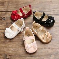Baby-Schuhe weiße Spitze Taufe Pre-Walker 0-18 Monate Schuhe Neugeborene Kleinkind Erste Wanderer Prinzessin Schuhe