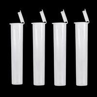 Cartucce della penna dei vape Imballaggio della borsa del tubo del tubo di plastica trasparente 510 del file del contenitore del vape del filo per vaporizzatore vuoto Serbatoio