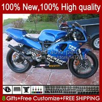 Yamaha TZR-250 TZR 250 TZR250 r 광택 블루 RR RR 88-91 Bodywork 3MA.13 YPVS 3mA TZR250R 88 89 90 91 TZR250-R TZR250RR 1988 1989 1990 1991 Moto Fairings