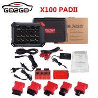 Diagnosewerkzeuge Original X100 PADII für XTool Pad Besser als X300 Pro3 Auto Key-Programmierer mit Sonderfunktion DHL frei