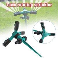 Watering Equipments 360 Degree Rotating Lawn Sprinkler Automatic System For Garden Hose Herramientas Ferramentas Drop-V12