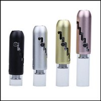 MJ420 Smok Boru Çanta Buharlaştırıcı Sigara Borular Büküm Kitleri Hediye Kutusu Ile Alüminyum Cam Elektronik Sigara VS Büküm Blunt DHL