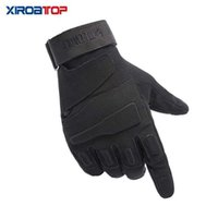 Tactical Glove Army Military Combat Airsoft Bicycle Outdoor Hiking Shooting Paintball Hunting Full Finger Cycling Bike Gloves