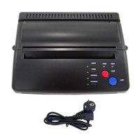 Printers Complete Tattoo Kits Styling Professional USB Stencil Maker Transfer Machine Flash Thermal Copier Printer Supplies EUPlug