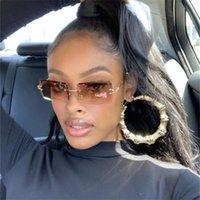 Monique Orenda 2021 Recién llegados Moda Rimls Men SHAD Mujer Sunglass Sunglass
