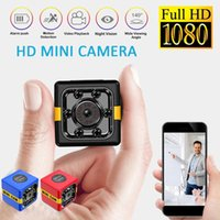 FX01 Mini Camera 1080P HD Motion Video Surveillance Wireless Camcorder Action Night Vision Recording WiFi Security Cameras