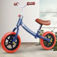 Colorful Kids Balance Bike Scooter No Pedals Height Adjustable Bicycle Riding Walking Learning Scooters