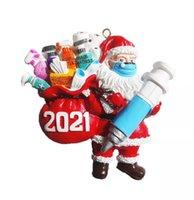 Satışa Noel süsleri için reçine kişiselleştirilmiş süsler, DIY dekor, fabrika fiyat Toptan, 1-9 aile