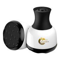 Massagers eléctricos Naturaleza Terapia de piedra Máquina de masajeador chino Anti celulitis Cuerpo Vibrador Calefacción Gua SHA DETOX SPA Relajación