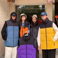 Erkek Tasarımcı Aşağı Yelek Ceket Lüks Sonbahar Kış Ceket Moda Mektup Baskı Kadın Yelekler Yüksek Kaliteli Ceketler Boyutu S-3XL