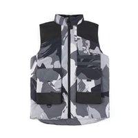 أسفل سترة سترات دافئ رجل مصمم الشتاء أزياء الرجال قميص معطف في الهواء الطلق معطف الحماية الباردة الأساسية حجم XS-2XL معاطف متعددة اللون
