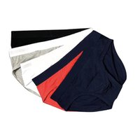Boys and Mens Panties 5 Types of Elasticity Solid Color Comfortable Breathable Body Aesthetics Design Underwear