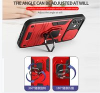 Military Grade Defender Phone Cases For iPhone 13 Pro Max 12 11Pro Xr Xs 7 6s 8 Samsung Note20 Ultra S21 S20 S9 With Clip Holster Heavy Duty Shockproof Cover
