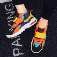 New Yunwu 2019 Autumn Men's Korean Leisure Sports Fashion Running Air Cushion Basketball Shoes KVTA