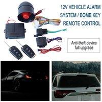 Sécurité de l'alarme 11pcs / Set 315 / 433mHz Télécommande de la télécommande de voiture Set automatique Ouvrir la fenêtre Serrure Verrou système de véhicule à sens unique