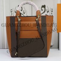 Kvinnor Axelväskor Messenger Chain Strap Cross Body Ladies Fashion Shopping föredras för Casual High-end och generös stor kapacitet Handväskor 33-26-11cm - 3