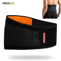 Back Support Belt Women Men Waist Trimmer Pain Relief Weight...