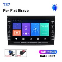 HD1280*720 Android Car DVD Player For  Bravo 2007 2008 2009 2010 2011 2012 Radio GPS Navigation Suport Rear Camera DVR