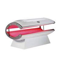 전신 LED 라이트 테라피 레드 적외선 침대 피부 회춘 장비 및 상처 장치의 치유