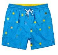 Atacado Verão Moda Shorts Designer Board Curto Rápido Secagem de Swimwear Impressão Board Calças de Praia Homens Homens Swim Shorts