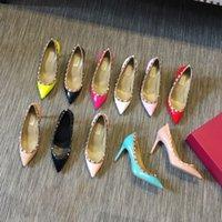 Лучшие дизайнеры платье обувь дизайнерские мокасины дамы повседневная обувь натуральная кожа высокая плоская каблука офисная вечеринка одетая Shoee с коробкой размером 35-42