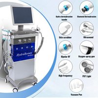 2022 Water Oxygen Hydra Facial Machine Hydro Microdermabrasion Skin Care Rejuvenation Spa Hydrafacial Wrinkle Removal Treatment Salon Clinic use