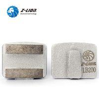 Diamond Pharing Disc для бетонной Полировки пола # 100 Металлическая Система жесткой связи Облигаций для Husqvarna Абразивное измельчение