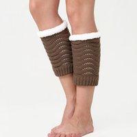 Calzini Hosiery Stivaletti invernali addensati Kneecap calda gamba calda di lana Tenere il coperchio del bagagliaio Phoenix Tail Velvet Sock