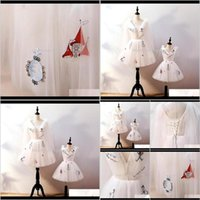 Matching Outfits Baby Clothing Baby, Kids & Maternitymother Dresses Family Look Birthday Wedding Party Mom Daughter Dress Ball Gown Lace Momm