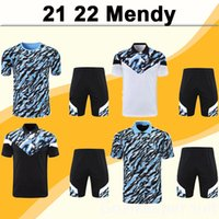 22 22 Mendy de Bruyne Bernardo Polo Мужская с коротким рукавом футбол футбол для футбола Foden Weir Wear Walker Football Jerseys костюм для взрослых