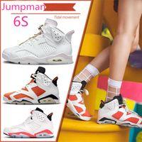 Jumpman 6s Basketbal Schoenen 4S 5S Obsidian University Blue High-Top Sport Fearless Mannen Womens Hyper Royal UNC Top Kwaliteit Maat 35-47 US10 US11 US12 US13 US14 met de helft