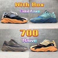 Faded Azure 700 V2 mauve mens Running shoes wash orange cream Enflame Amber bright carbon blue vanta OG solid grey women designer sneakers