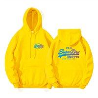 Autumn Men Hoodies Sweatshirts Fashion Hoody Hip Hop Pullover Sportswear Front Back Harajuku Print Plus Fleece Warm S-3xl