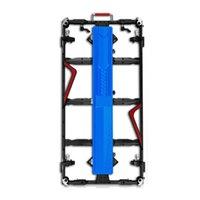 Anzeigedesign Outdoor LED-Bildschirm-Schrankrahmen 50x100cm, Kurve konvexe DIY-Schilderbrett für 25x25cm-Modul