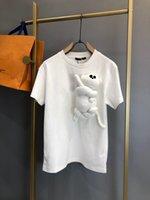 21 s cotton shirt weiße puppen saison männer und frau euro größe t-shirts euro