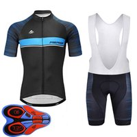 2020 Merida Team Cykling Jersey Set Män Sommarbike Skjorta Bib Shorts Suit Short Sleeve MTB Cykel Outfits Utomhus Sport Uniform Y121601