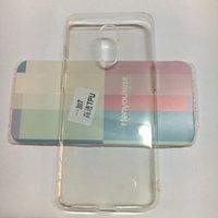 Para OnePlus 7 7T Pro TPU Casos de alto transparente transparente 1 + 7 1 + 7T 1 + 7pro 1 + 7tpro Cubierta trasera Sin Cambio Amarillo