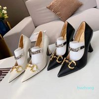 2021 fashion women high heels 8cm 10cm 12cm So Kate Styles Round Pointed Toes Pumps bottoms Dress shoes Box Dust Bag