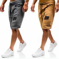 Spring Beach Mens Cargo шорты хлопчатобумажные летние повседневные джинсовые прямые боевые брюки мужские дворы брюки