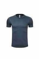 Erkekler Kadınlar Çocuk Koşu Giyim Formalar T Gömlek Hızlı Kuru Fitness Eğitim Egzersiz Giysileri Spor Sporları
