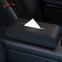 مخصص مناسب لأودي Q3Q7A3A5Q5L الديكور المعدل A4L سيارة الداخلية الأنسجة A6L صندوق الأنسجة Q2L 210326