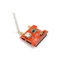 Scheda di espansione del cappello di Raspberry Pi Lora / GPS supporta la frequenza 868 m