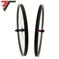 Roues à vélos 50mm 700C Road Disc Carbon 240 Vélo cyclocross sans chambre sans piste
